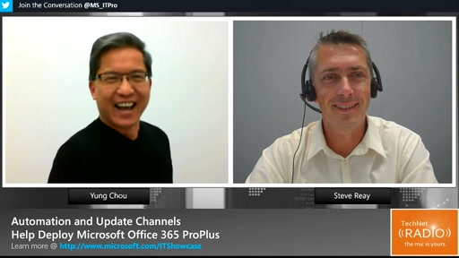 Automation and Update Channels Help Deploy Microsoft Office 365 ProPlus