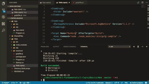 Introduction to MSBuild in .NET Core with Nate McMaster