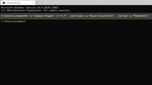How do I launch Windows Terminal in a specific configuration? | One Dev Question