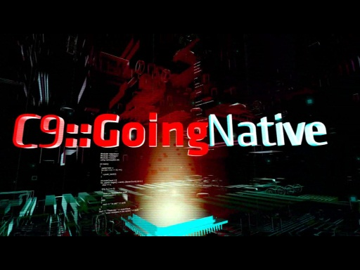 GoingNative 3: The C++/CX Episode with Marian Luparu