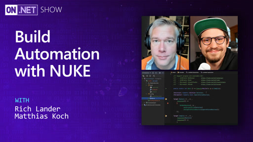 Build Automation with NUKE