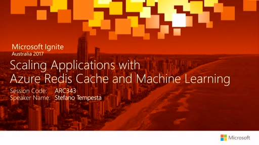 Scaling Applications with Azure Redis Cache and Machine Learning