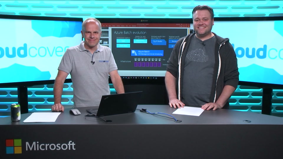 Episode 230: Azure Batch and Low Priority VMs