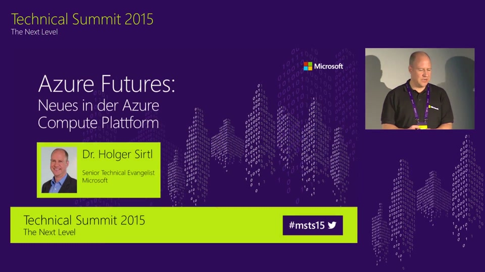 Azure Futures: Neues in der Azure Compute-Plattform