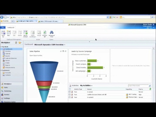 The TAS Group Part Two - Dealmaker for Microsoft Dynamics CRM 2011