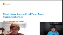 Cloud Native Apps with .NET and AKS