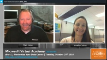 TechNet Radio: MVA Live Event - (Part 1) Modernizing Your Data Center
