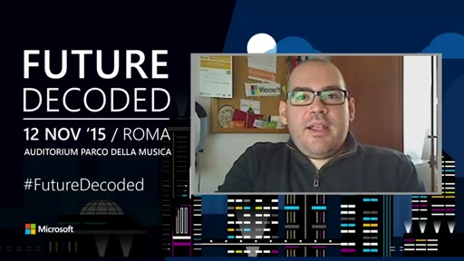 STU01 - DreamSpark and Microsoft Azure for students - Innocenzo Sansone
