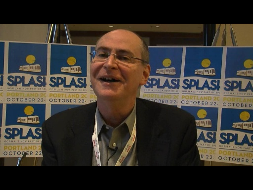 SPLASH 2011: Gilad Bracha - Dart, Newspeak, and More