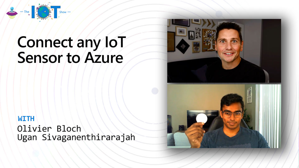 Connect any IoT sensor to Azure
