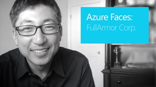 Windows Azure Faces - Full Armor