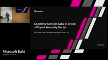 Cognitive Services Labs in action - Anomaly detection