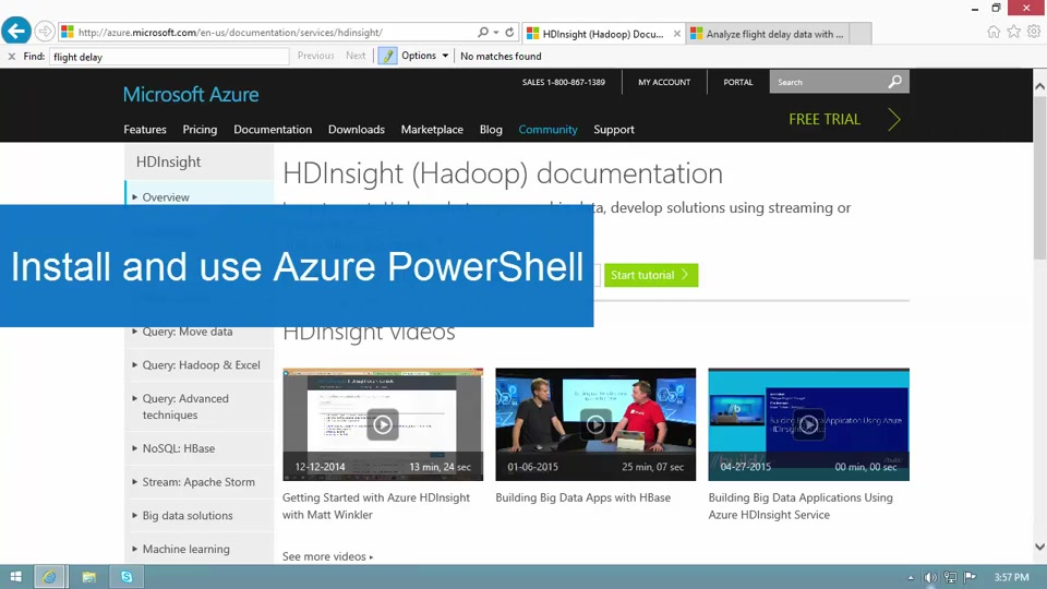 Install and use Azure PowerShell