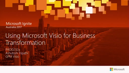 Using Microsoft Visio for Business Transformation