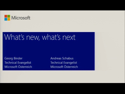 Katapult.09 - Neues von der //build - Intro - What's new, what's next