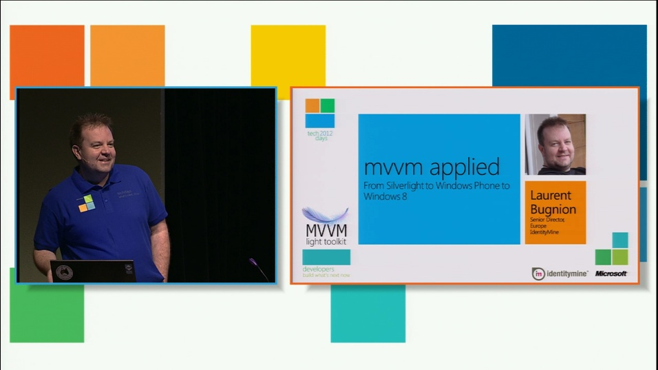 MVVM Applied From Silverlight to Windows Phone to Windows 8