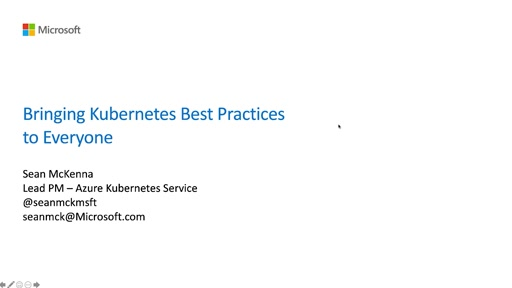 Bringing Kubernetes best practices to everyone