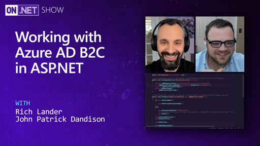 Working with Azure AD B2C in ASP.NET