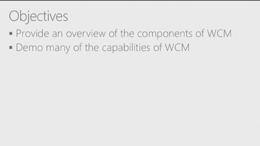 WCM in SharePoint 2013 for IT Pros from 0 to Infinity