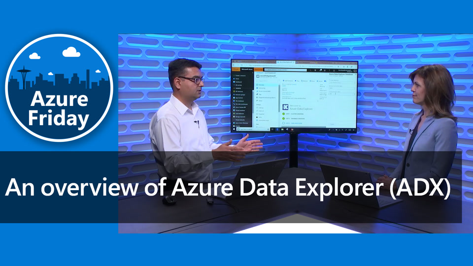 An overview of Azure Data Explorer (ADX)