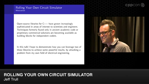 Lightning Talks: Rolling Your Own Circuit Simulator