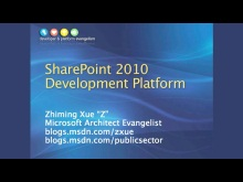 January 2011 Developer Dinner: Introduction to SharePoint 2010 Development
