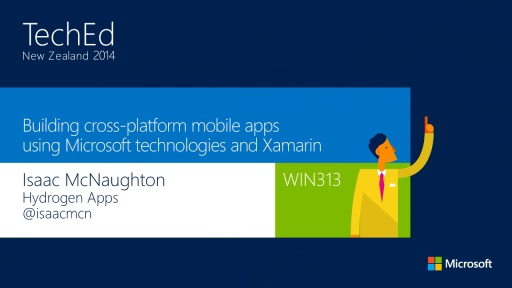 Building cross-platform mobile apps using Microsoft technologies and Xamarin