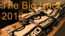 The Big Hack 2016 at the Microsoft Reactor