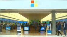 B-roll: Welcome to Microsoft Store