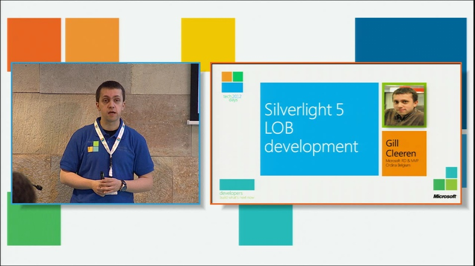 Silverlight 5 for LOB Development