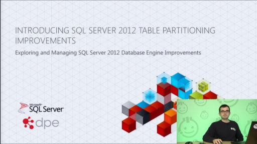 Presentation: Introducing SQL Server 2012 Table Partitioning Improvements