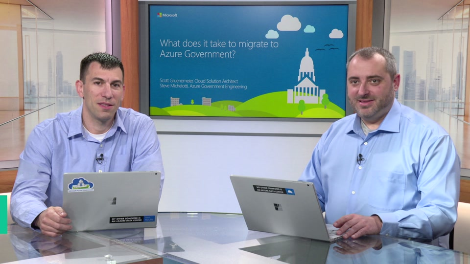 What does it take to migrate to Azure Government?