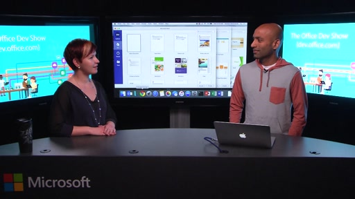 Office Dev Show - Episode 22 - Add-ins on Word for Mac