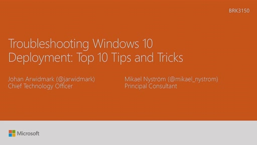 Troubleshoot Windows 10 deployment: top 10 tips and tricks