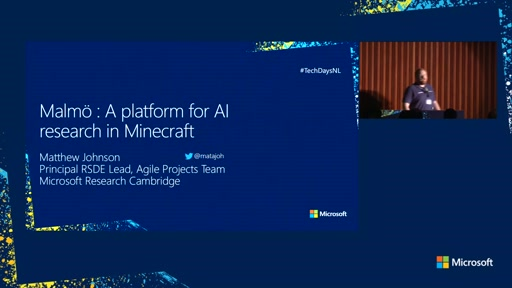 Malmo: A platform for AI research in Minecraft