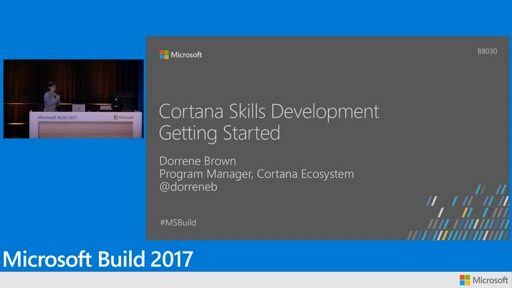 Cortana skills development: Get started