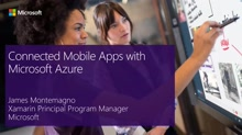 Connected Mobile Apps with Microsoft Azure