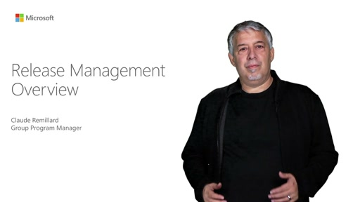 Release Management Overview