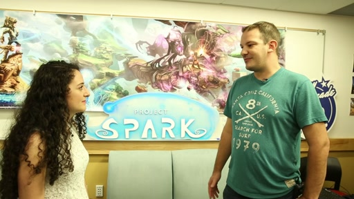 Episode 1: Project Spark