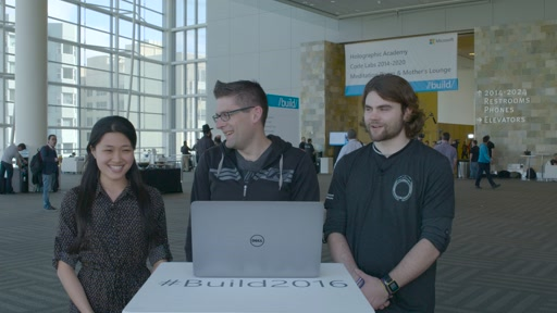Student Highlights from Build 2016 Day 2