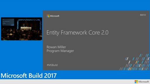 Entity Framework Core 2.0: data, mobile, server, IoT, and more
