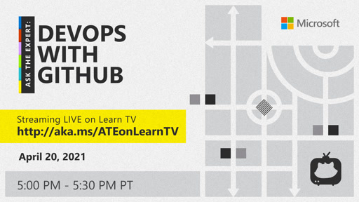 Ask the Expert: DevOps with GitHub