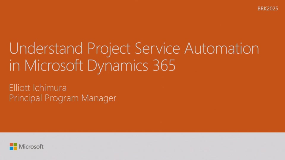 Understand project service automation in Microsoft Dynamics CRM