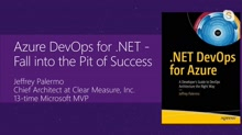 Azure DevOps for .NET - Fall into the Pit of Success