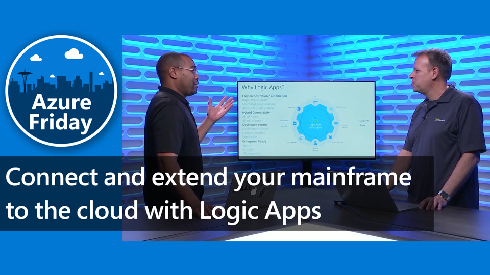Connect and extend your mainframe to the cloud with Logic Apps