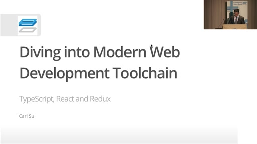 Diving into Modern Web Development Toolchain: TypeScript, React and Redux