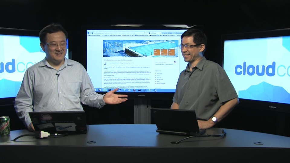 Episode 108 - What's New With Windows Azure Virtual Networking