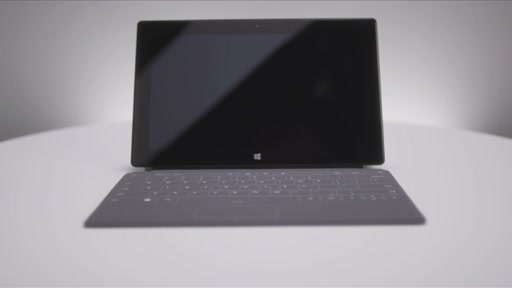 B-roll: Product imagery of Microsoft Surface