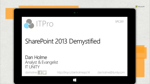 SharePoint 2013 demystified