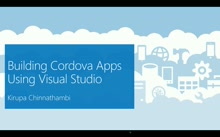 Building Apache Cordova Apps with Visual Studio
